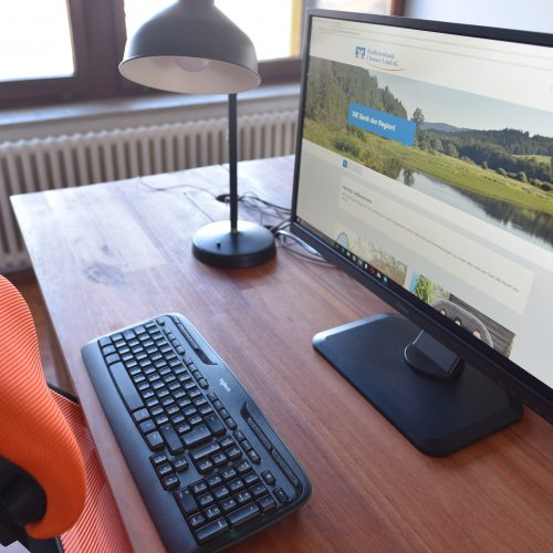 Social Media-Newsroom Raiffeisenbank Chamer Land