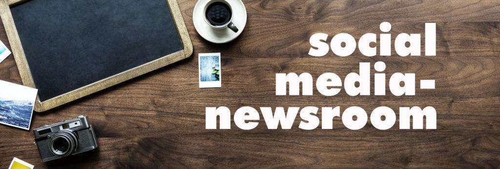 social media-Newsroom