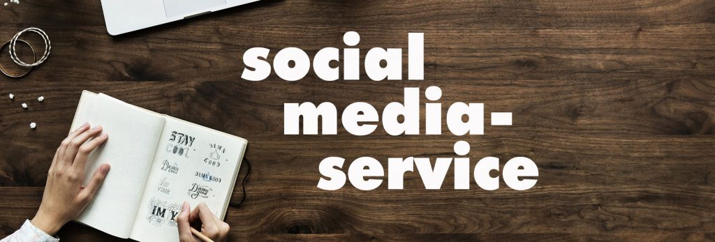 social media-Service